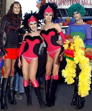 VIII Gay Pride in São Paulo, Brazil