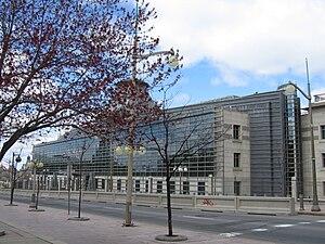 U.S. Embassy in Ottawa, Canada.