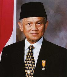 Baharuddin Jusuf Habibie