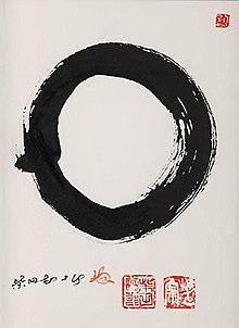 zen est une branche de bouddhisme mahāyāna qui insiste sur la méditation (dhyāna) à partir de la posture assise dite de zazen.