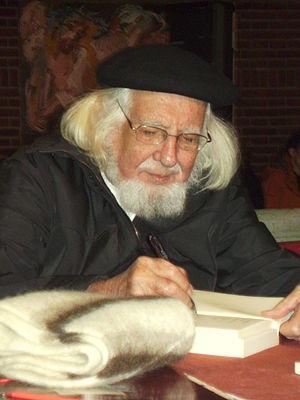 Ernesto Cardenal in München -  Munich 2010 Germany Deutschland