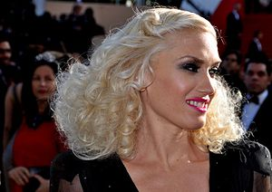 English: Gwen Stefani at the Cannes film festival