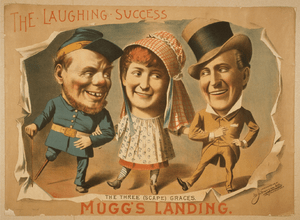 The laughing success, Mugg's Landing comedy co...