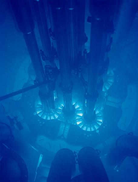 Cherenkov Radiation from Water