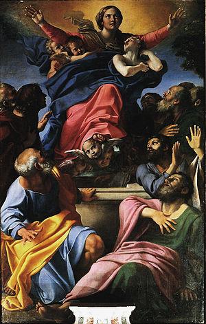Assumption of the Virgin Mary, in Santa Maria ...