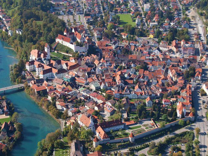 principais pontos turísticos da Alemanha - Füssen