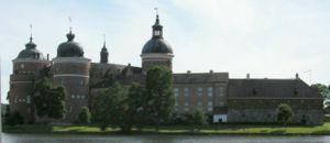 Gripsholmi loss väljaspool Mariefredi.