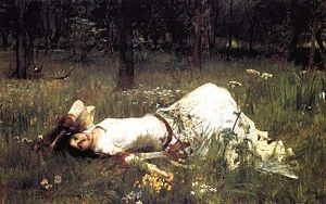 Why Pregnant  Essays On Hamlet Ophelia