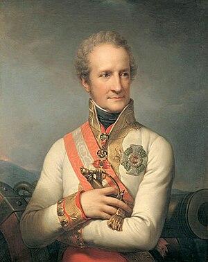English: Johann I, prince of Liechtenstein (17...