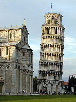 English: The Leaning Tower of Pisa Deutsch: De...