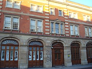 English: National College of Art and Design, T...