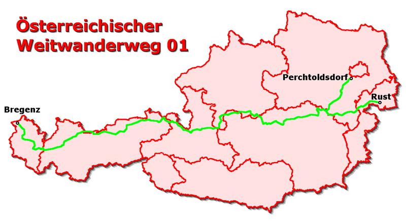 Oesterreichischer Weitwanderweg 01