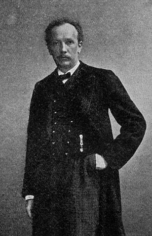 English: Photo of Richard Strauss, published i...