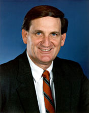 U.S. Senator Bob Smith of New Hampshire