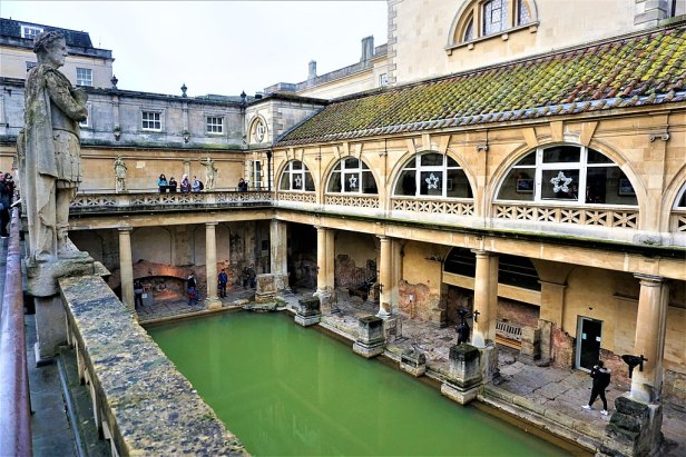 Roman Bath House - www.joyofmuseums.com - Roman Baths (Bath)