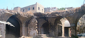 English: Ruins in Tripoli, Lebanon.