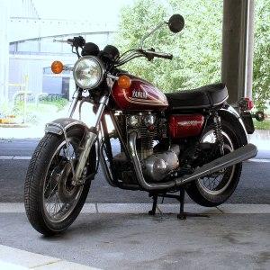 Yamaha XS 650  Wikipedia