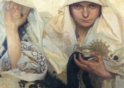 Alphonse Mucha - Fate