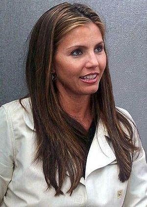 Actress Charisma Carpenter at Collectormania, ...