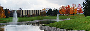 English: Clark State Community College Campus