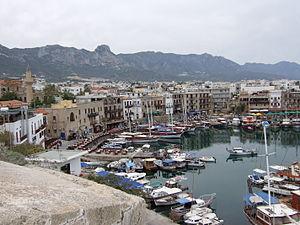 Girnen / Kyrenia, North Cyprus