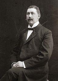 Johan Petter Åhlén
