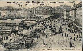 Ancien Tramway De Marseille Wikipdia