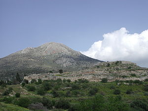 Antic City of Mycenae