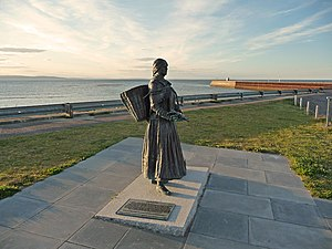 English: The Nairn Fishwife An exceptional bro...