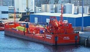 Un buque anticontaminación fue nombrado en honor a la activista.