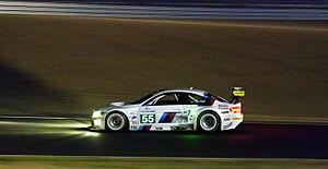 Le Mans 2011 - Qualifying 3 - BMW M3 #55 (GTE-Pro)