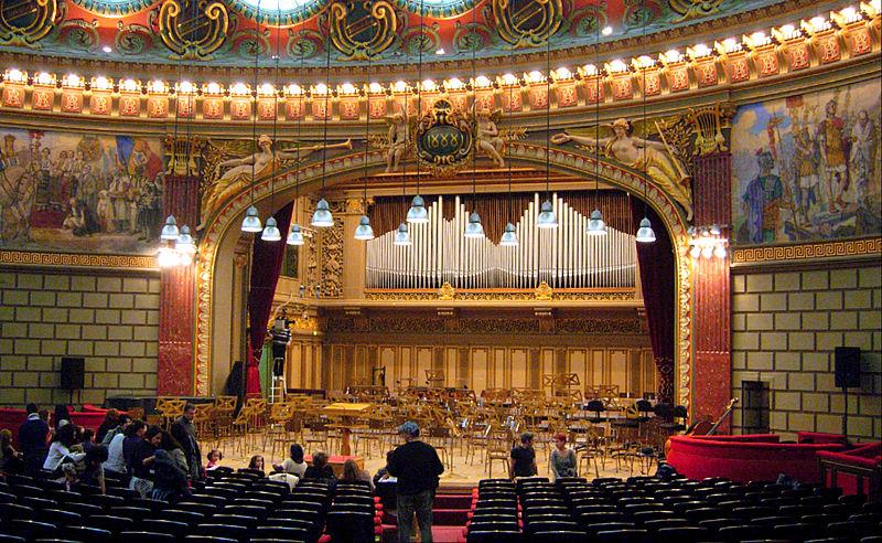 File:Ateneul Român stage.jpg