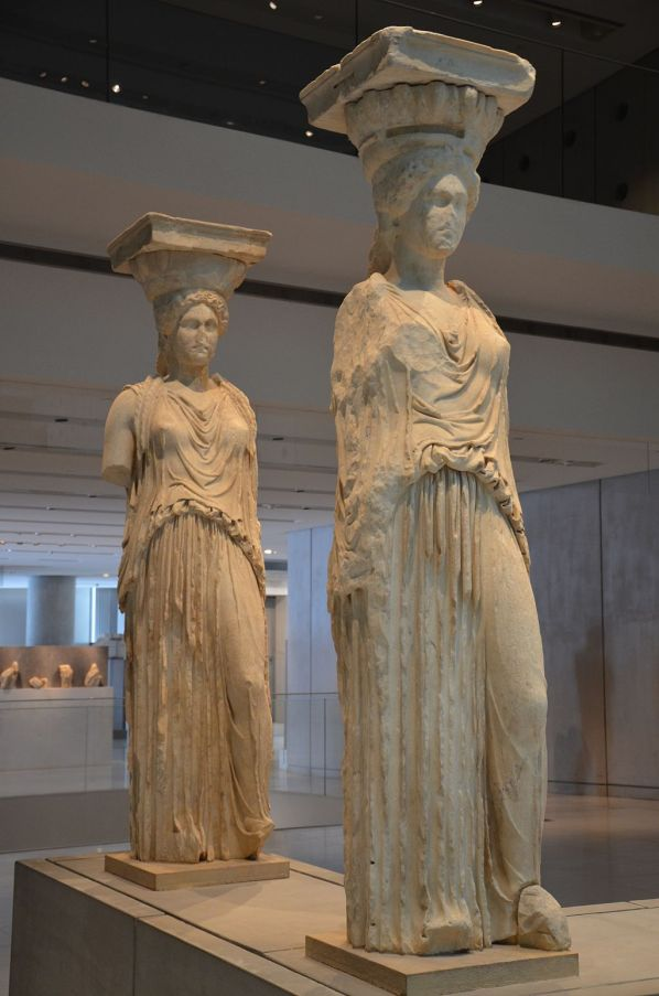 Caryatids of Erechtheion