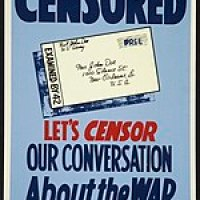 History of Censorship in The U.S.A.