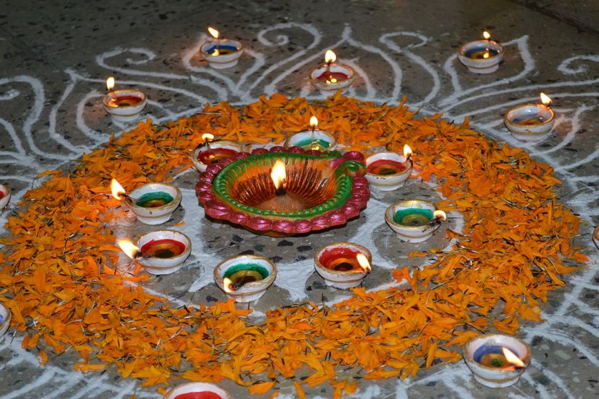 When Is Diwali  Guyana