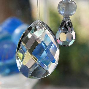 English: Feng Shui crystal