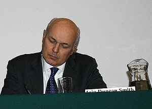 English: Iain Duncan Smith-Nightingale House-M...