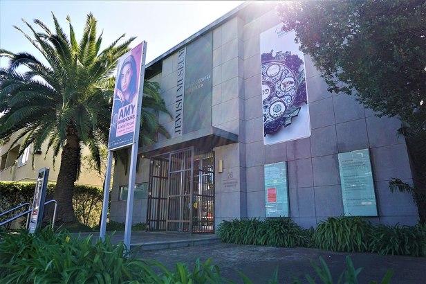 Jewish Museum of Australia - www.joyofmuseums.com - exterior 2