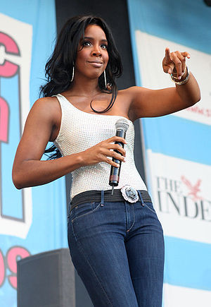 Kelly Rowland 4 - Rowland appearing in 2009 at...