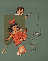 "The ""Little Miss Muffet"" scenario ex..."
