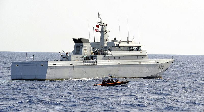 File:Moroccan navy vessel Rais Charkaoui.jpg