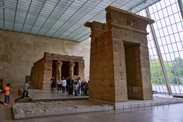 NYC - Metropolitan - Temple of Dendur