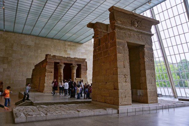 NYC - Metropolitan - Temple of Dendur