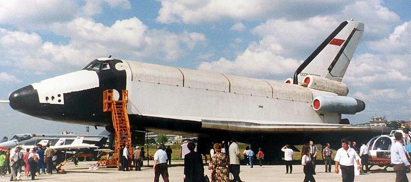Que Fue del transbordador espacial (space Shuttle) (4/6)