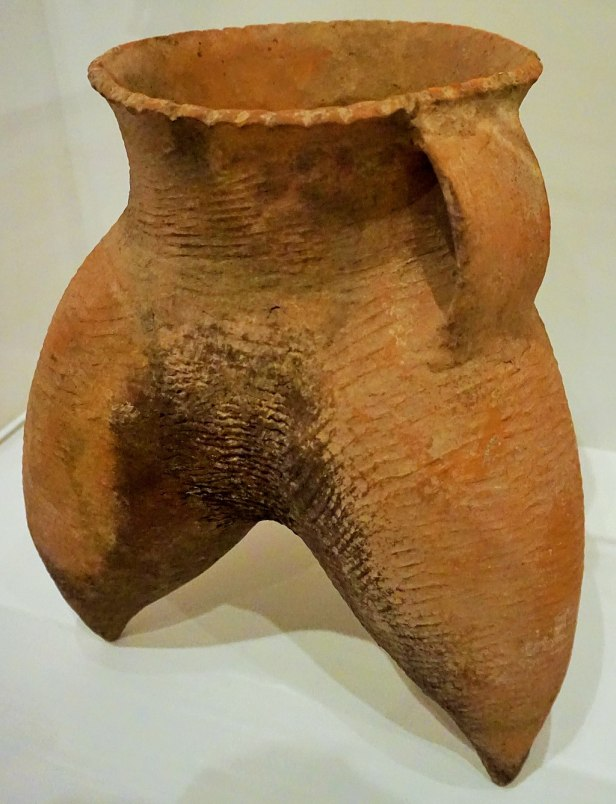 Queensland Art Gallery - Joy of Museums - Li - Chinese Tripod Jar