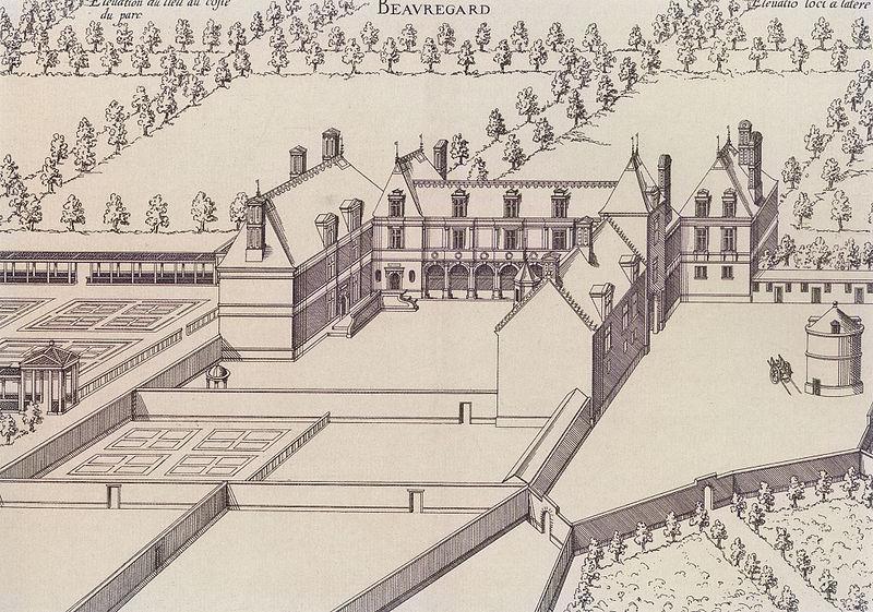 SchlossBeauregardDuCerceau