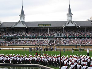 Churchill Downs—with the University of Louisvi...