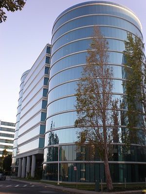 500 Oracle Parkway at the Oracle Corp. headqua...