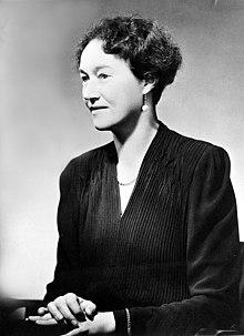 La grande-duchesse Charlotte de Luxembourg au début des années 1940.