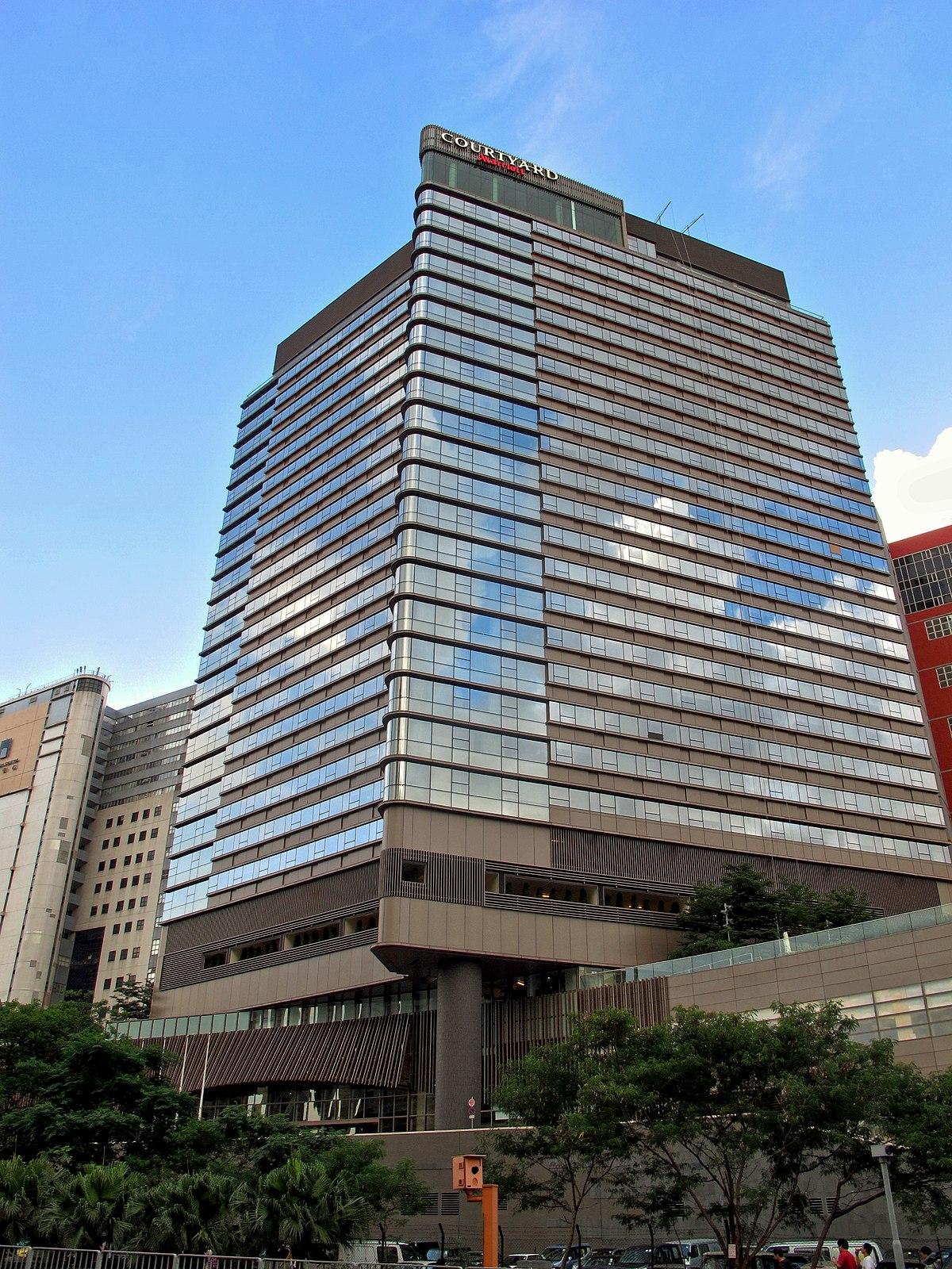 香港沙田萬怡酒店 维基百科,自由的百科全书